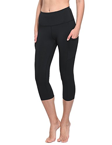 Baleaf Women S High Waist Yoga Pants Active Workout