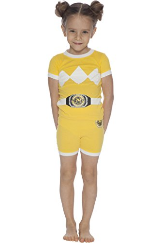 Cotton Clothing Short Sleeve Newborn Power-Rangers-Fight