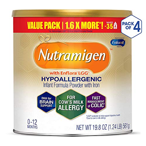 Hypoallergenic Amp Lactose Free Formula With Enflora Lgg